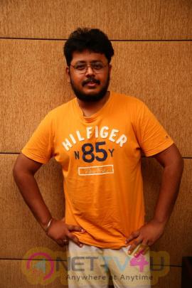 Singer SaiSharan Exclusive Interview Pics