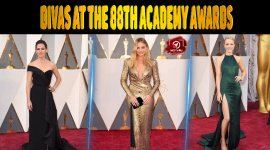 Jaw-dropping Divas At The 88th Academy Awards