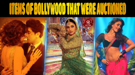 Items Of Bollywood That Were Auctioned