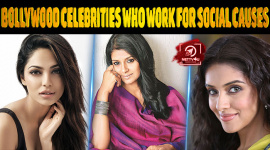 Top Ten Bollywood Celebrities Who Work For Social Causes