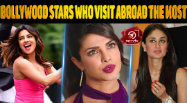 Top Ten Bollywood Stars Who Visit Abroad The Most
