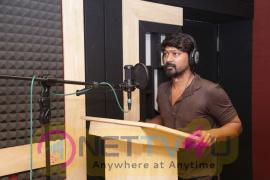Kazhugu 2 Movie Dubbing Started Pics Tamil Gallery
