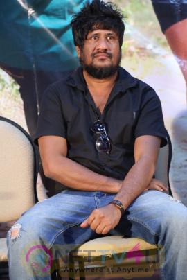 Ippatlo Ramudila Seethala Evaruntarandi Babu Movie Press Meet Stills Telugu Gallery