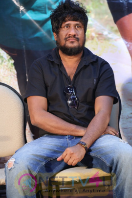 Ippatlo Ramudila Seethala Evaruntarandi Babu Movie Press Meet Stills