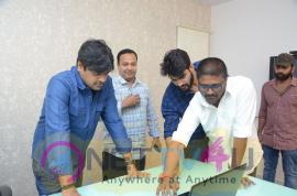 Prematho Mee Karthik Song Launch By Vamsi Paidipallu And Harish Shankar Stills Telugu Gallery