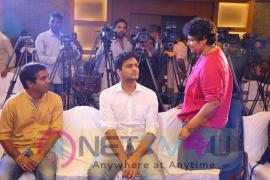 Chalo Movie Team Felicitates Nandi Awards Winners Pics