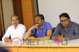 Nallamalupu Bujji Press Meet About Nandi Awards Photos