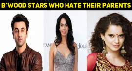 10 Bollywood Stars Who Hate Their Parents