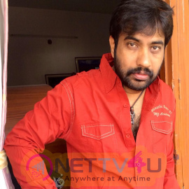 Director YVS Chowdary Handsome Pics Telugu Gallery