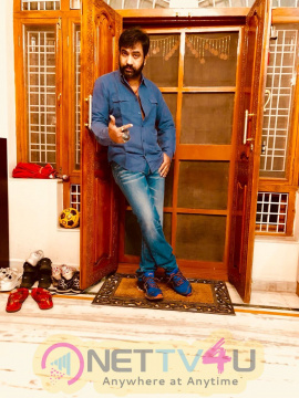 Director YVS Chowdary Handsome Pics