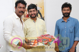 Veezha Mattom Jallikattu Song Released By Samuthirakanai And Zipran Pics Tamil Gallery