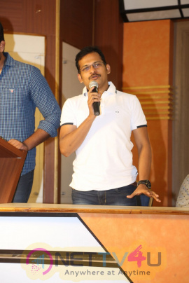 C O Godavari Press Meet Exclusive Photos Telugu Gallery