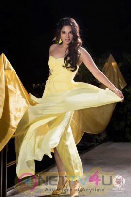 Actresses Tanya Ravichandran Photos