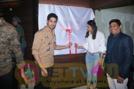 Sidharth Malhotra & Rakulpreet Singh At The Launch Of Carnival Cinema