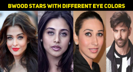 Bollywood Stars With Different Eye Colors Naturally