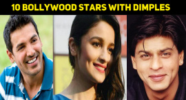 Top 10 Bollywood Stars Who Have Dimples