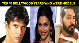 Top 10 Bollywood Stars Who Were Models