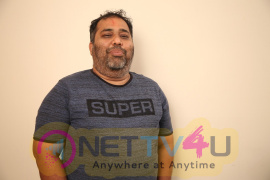 Director C.V. Kumar Exclusive Interview Stills