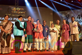 49th Cinegoer Awards Pics Telugu Gallery
