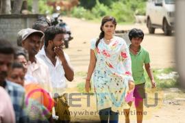 Actress Anjali At Kaali Movie Pics
