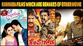 Kannada Films Which Are Remakes Of Other Movie