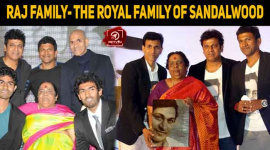 Raj Family- The Royal Family Of Sandalwood