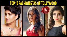 Top 10 Fashionistas Of Tollywood