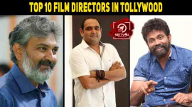 Top 10 Film Directors In Tollywood