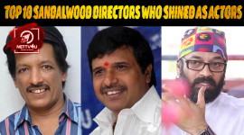 Top 10 Sandalwood Directors Who Shined As Actors