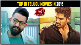 Top 10 Telugu Movies In 2016