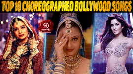 Top 10 Choreographed Bollywood Songs