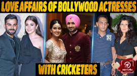 Top 10 Love Affairs Of Bollywood Actresses With Cricketers