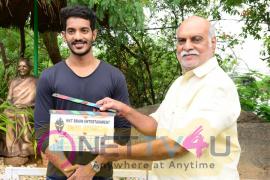 Edaina Jaragocchu Movie Opening Stills  Telugu Gallery