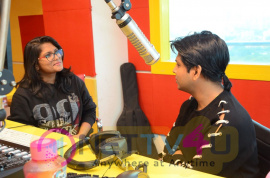 Lover Music Director Ankit Tiwari At Radio Mirchi Exclusive Images