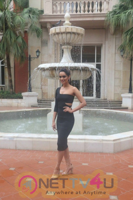 Manushi Chillar At The Launch Of Club Factory India's Largest E Commerce Brand At ITC Grand Central In Parel Images