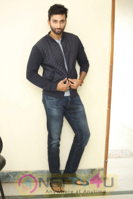Parichayam Movie Hero Virat Konduru Interview Stills