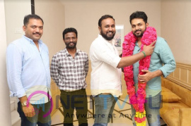 Sakthi Film Factory Expresses Overjoyed Gesture To Karthi For Kadaikutty Singam Success Hindi Gallery