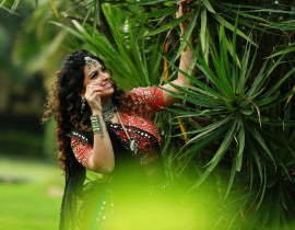 Actress Shwetha Chengappa Alluring Pics