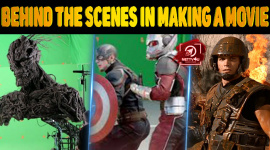 Behind The Scenes In Making A Movie
