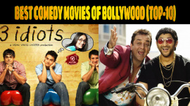 Best Comedy Movies Of Bollywood (Top-10)