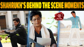 Shahrukh's Behind The Scene Moments