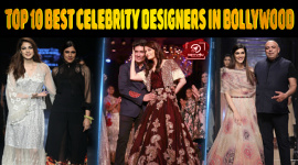 Top 10 Best Celebrity Designers In Bollywood