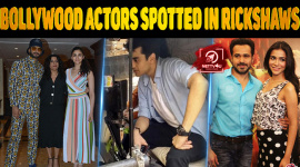 Top 10 Bollywood Actors Spotted In Rickshaws