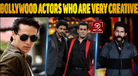 Top 10 Bollywood Actors Who Are Very Creative