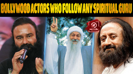 Top 10 Bollywood Actors Who Follow Any Spiritual Guru