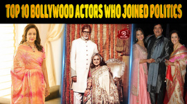 Top 10 Bollywood Actors Who Joined Politics