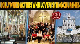 Top 10 Bollywood Actors Who Love Visiting Churches