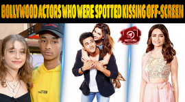 Top 10 Bollywood Actors Who Were Spotted Kissing Off-screen