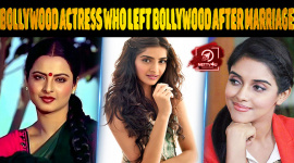Top 10 Bollywood Actress Who Left Bollywood After Marriage