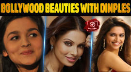 Top 10 Bollywood Beauties With Dimples